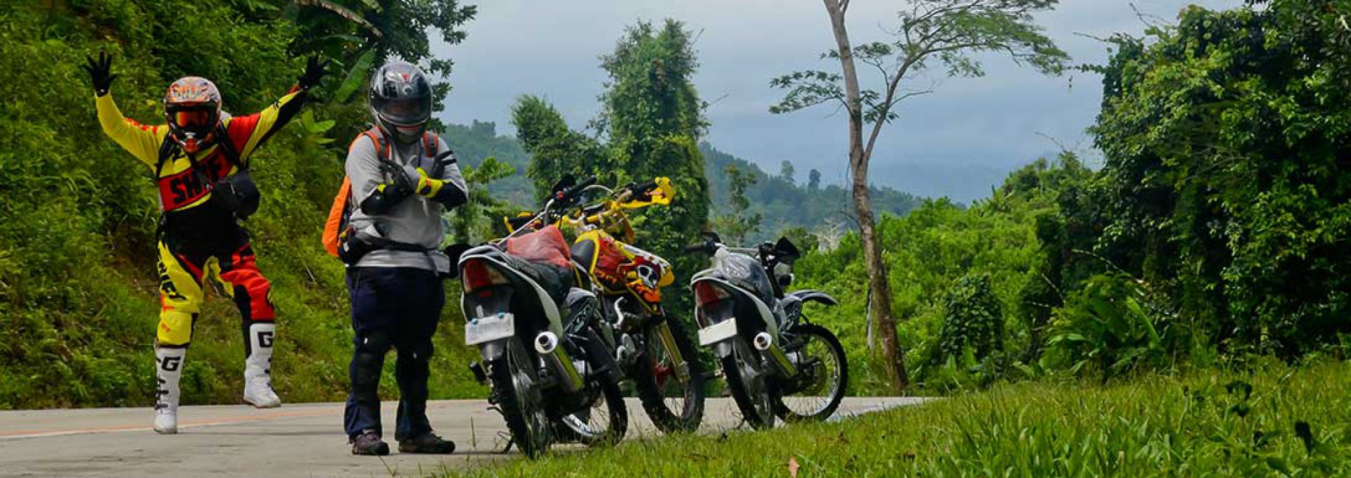 Palawan Motorcycle Tours